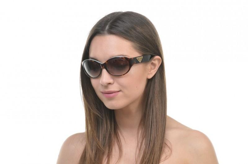 Женские очки Prada spr10l, фото 4