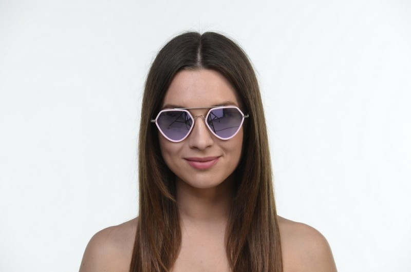 Женские очки 2020 года 1951pink, фото 4