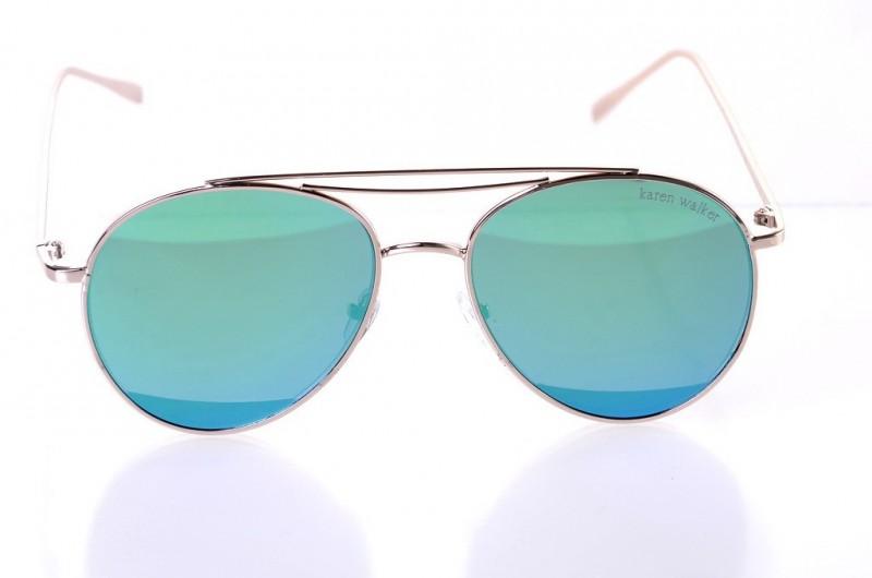 Женские очки 2021 года 17052green, фото 1