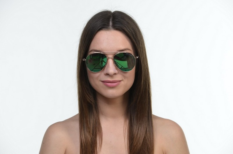 Женские очки 2021 года 17052green, фото 3