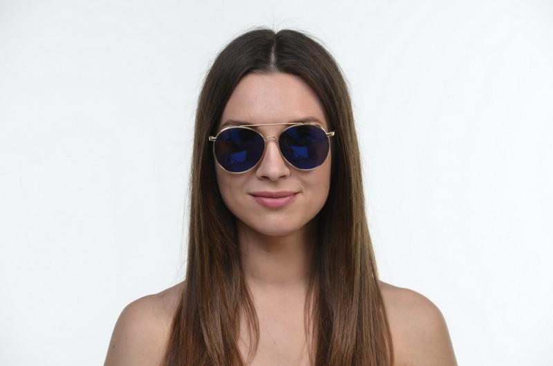 Женские очки 2020 года 8308blue, фото 4