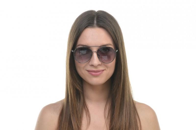 Женские очки 2019 года 8308grey, фото 3