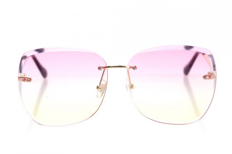 Женские классические очки 6086pink, фото 1
