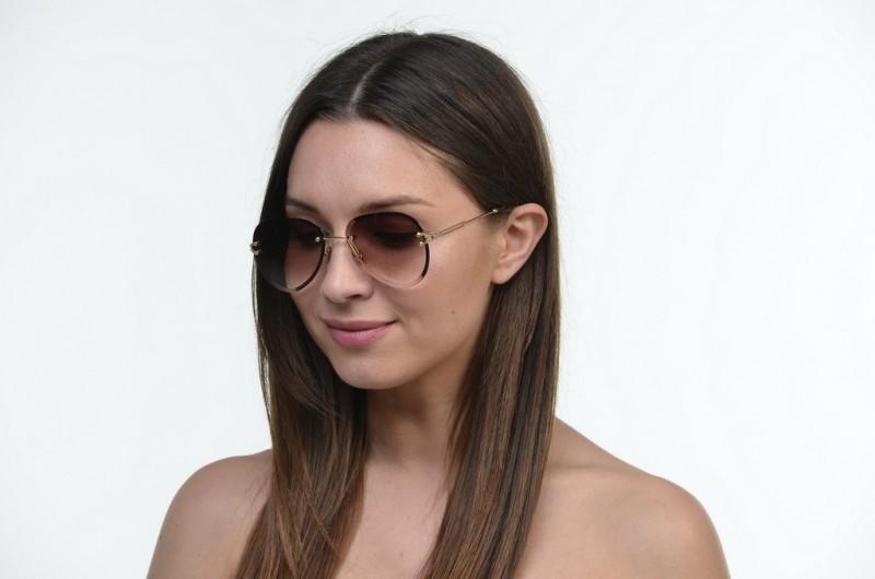 Женские очки капли 31167с101, фото 4