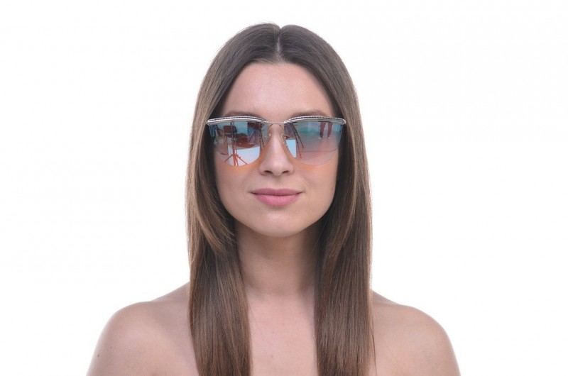 Женские очки 2021 года 1910blue, фото 3