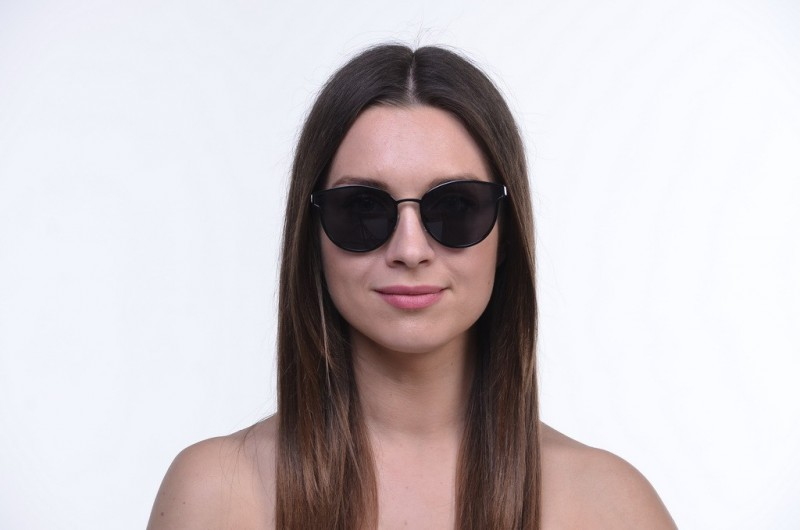 Женские очки 2021 года 004black, фото 4