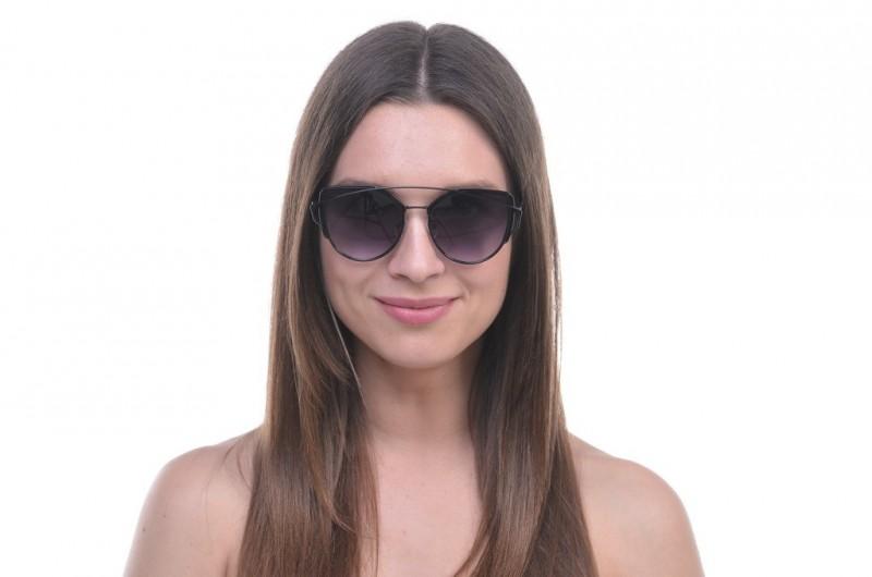 Женские очки 2020 года 1901black, фото 3
