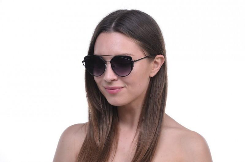 Женские очки 2020 года 1901black, фото 4