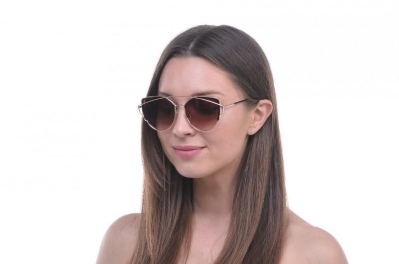 Женские очки 2021 года 1901brown, фото 3