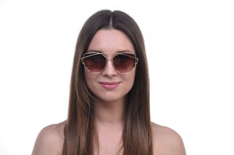 Женские очки 2021 года 1901brown, фото 4