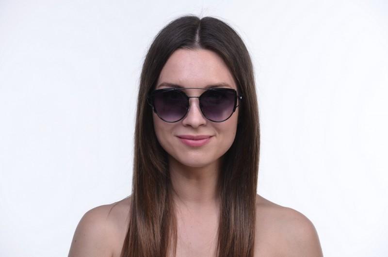 Женские очки 2021 года 8033black, фото 4