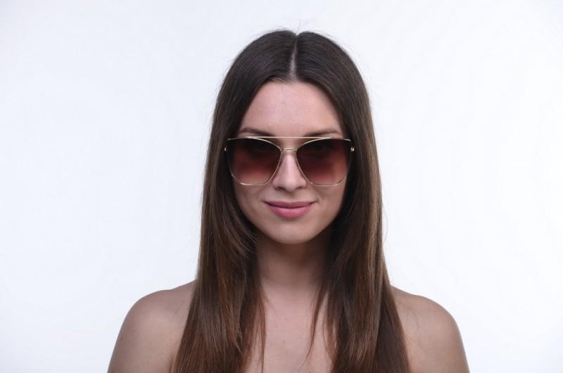 Женские очки 2020 года 1915brown, фото 3