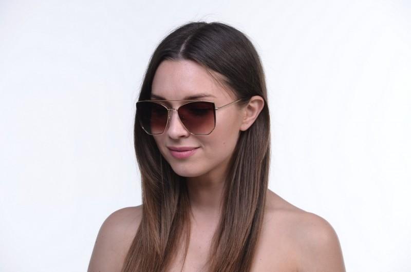 Женские очки 2021 года 1915brown, фото 4