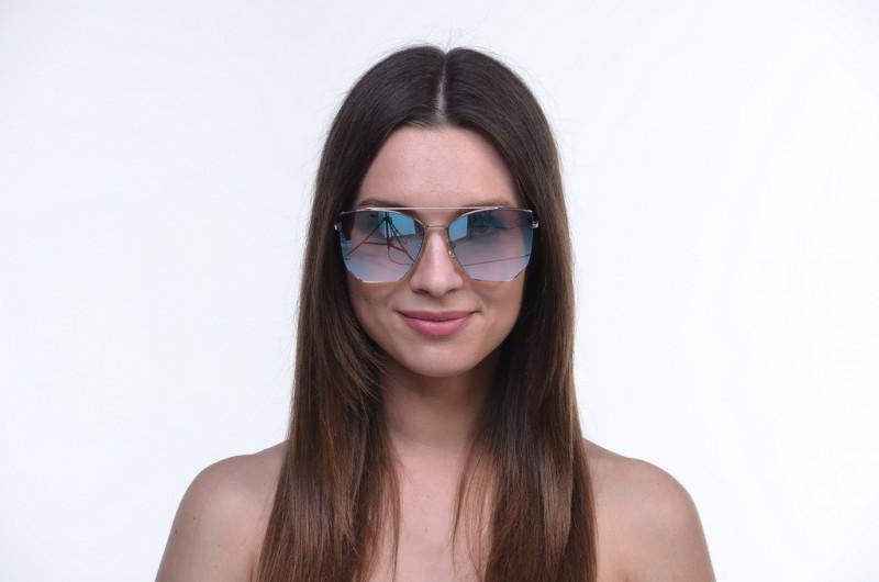 Женские очки 2021 года 1915blue, фото 3