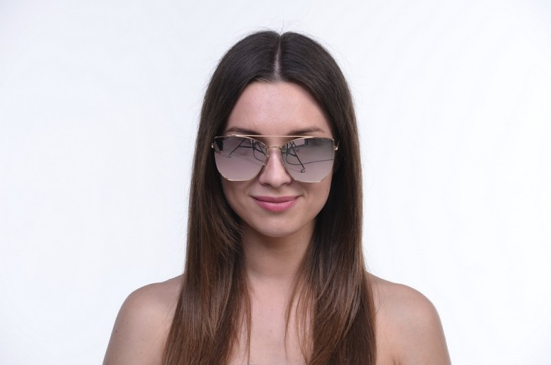 Женские очки 2021 года 1915peach, фото 4
