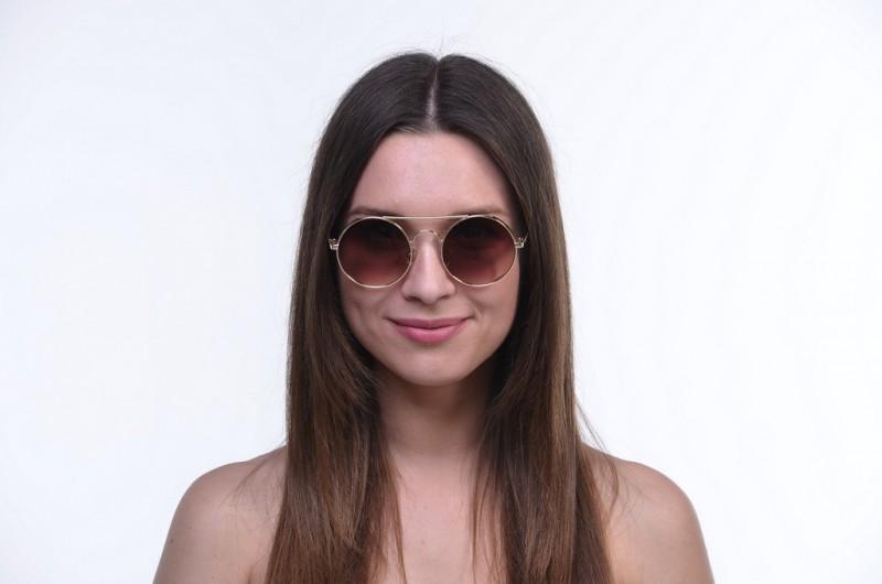 Женские очки 2021 года 1912brown, фото 3