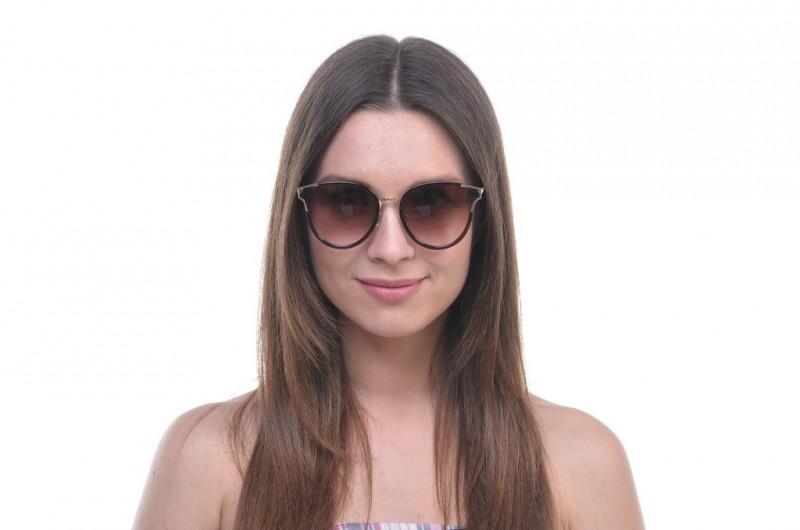 Женские очки 2021 года js106brown, фото 3