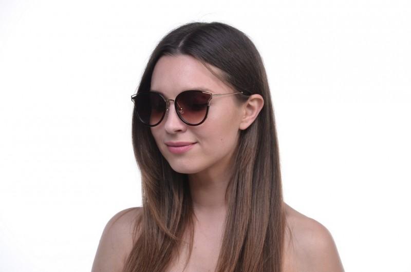 Женские очки 2020 года js106brown, фото 4