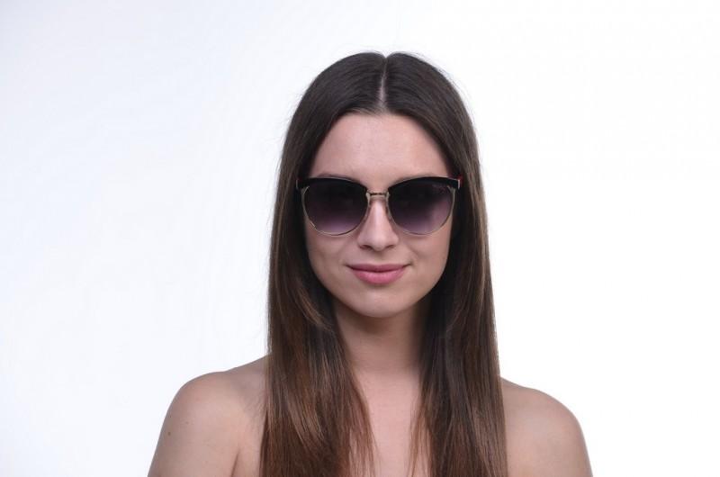 Женские классические очки 1513red, фото 4