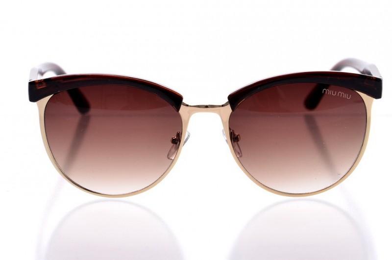 Женские классические очки 1513brown, фото 1