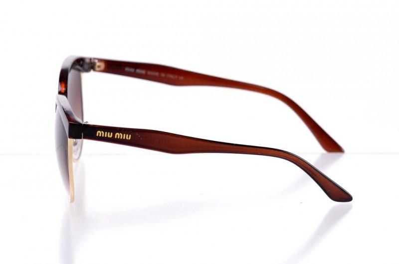 Женские классические очки 1513brown, фото 2
