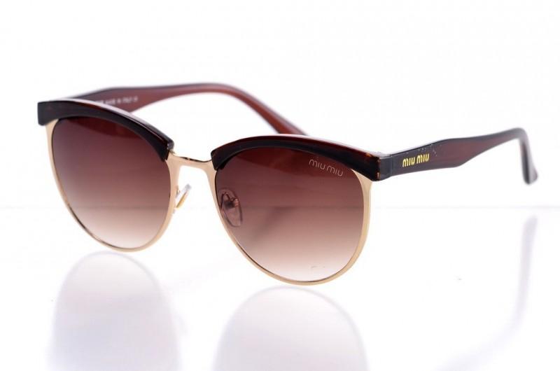 Женские классические очки 1513brown, фото 30
