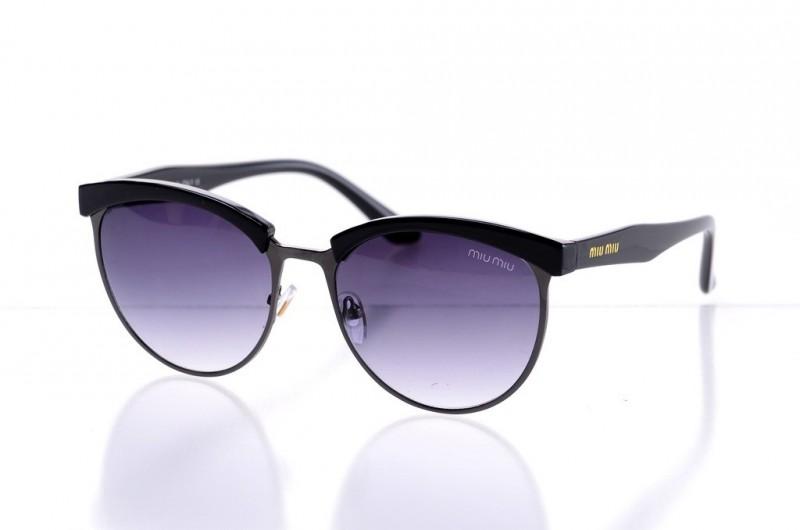 Женские классические очки 1513black, фото 30