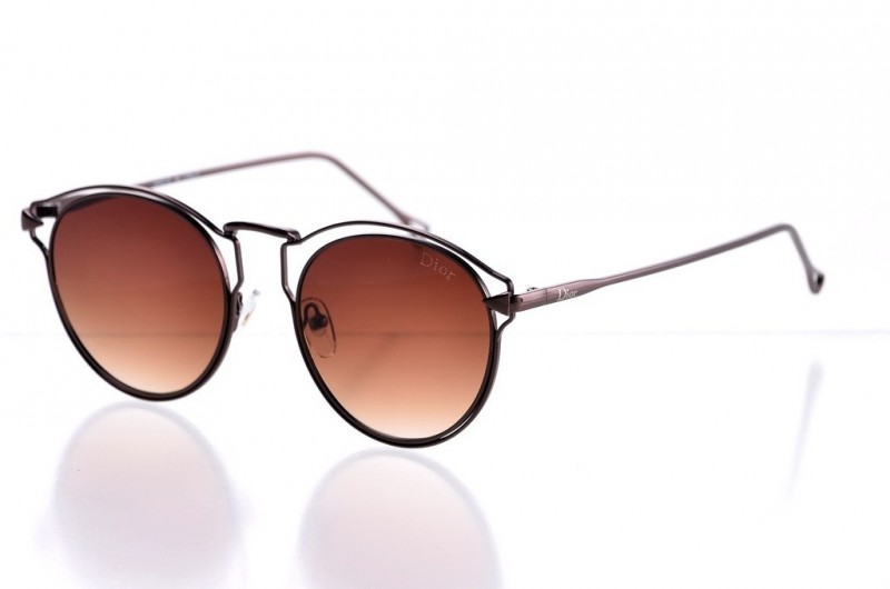 Женские очки 2020 года 17048brown, фото 30