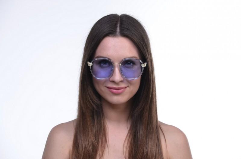 Имиджевые очки 5971blue, фото 3