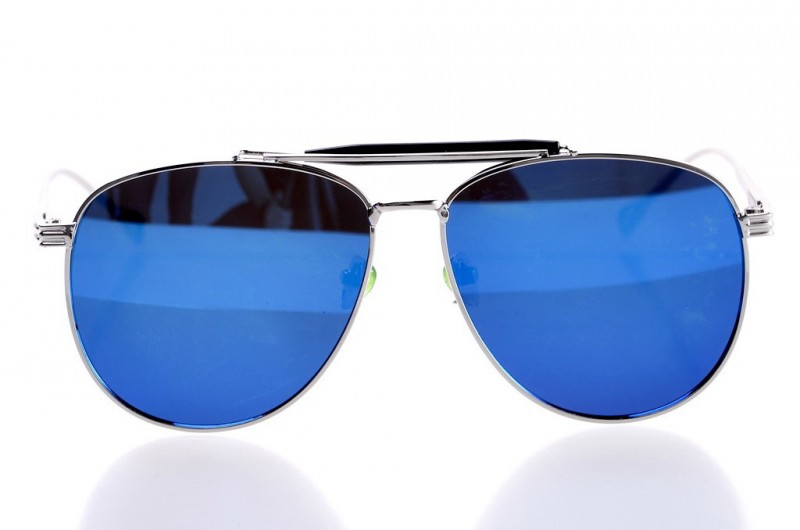 Женские очки капли 8229blue, фото 1