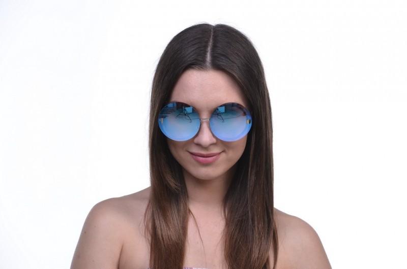 Женские очки 2019 года 1903blue, фото 4