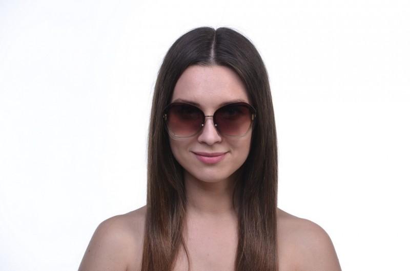 Женские классические очки 1921brown, фото 4