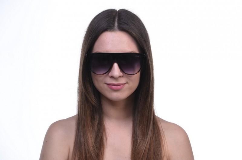 Женские классические очки 41435leo, фото 3