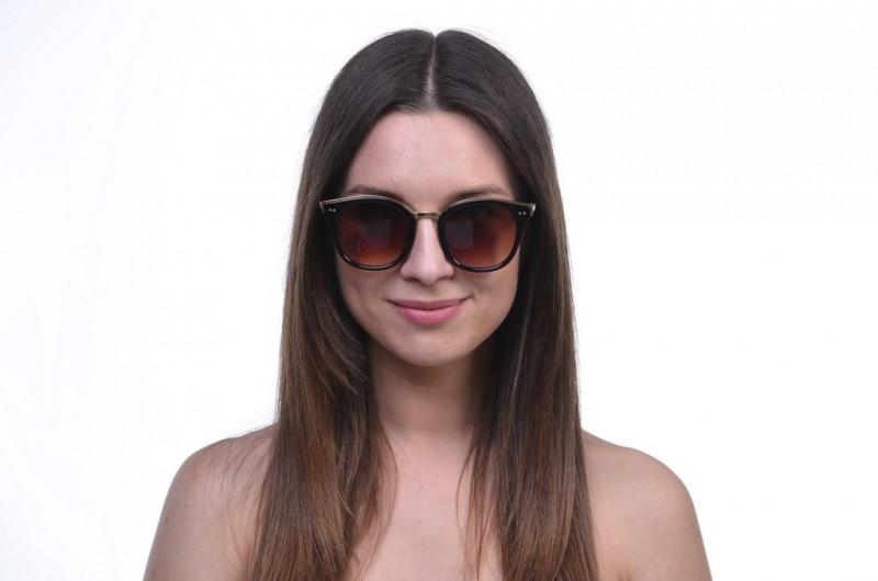 Женские классические очки 6373c2, фото 3