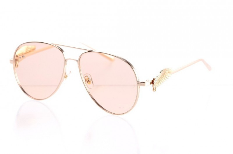 Женские очки капли 1172peach, фото 30