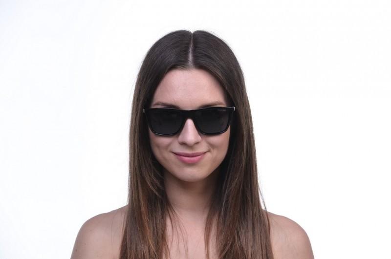 Женские классические очки 5014black-W, фото 3