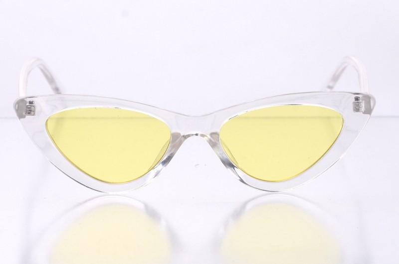 Имиджевые очки 28001lime, фото 1