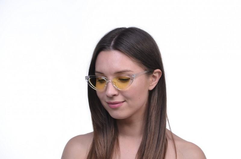 Имиджевые очки 28001lime, фото 3