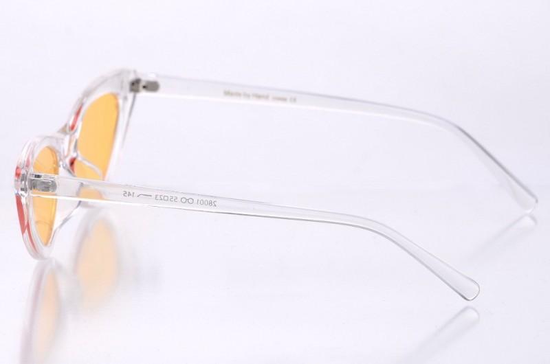 Имиджевые очки 28001orange, фото 2