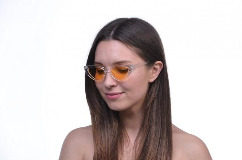 Имиджевые очки 28001orange, фото 4