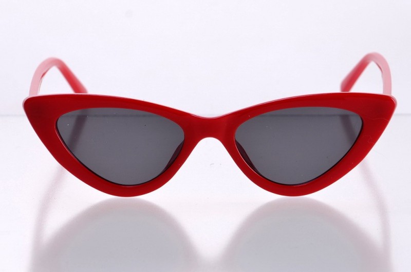 Женские классические очки 28001red, фото 1