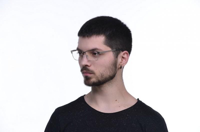 Очки для компьютера 2866silver, фото 6