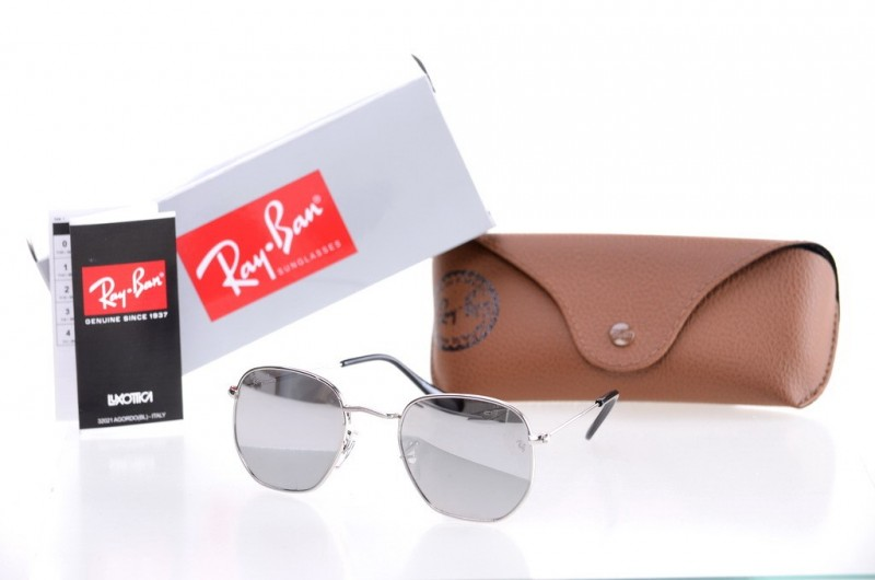 Ray Ban Round Metal 3548w3277, фото 30