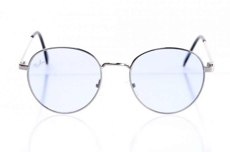 Ray Ban Round Metal 8144blue, фото 2