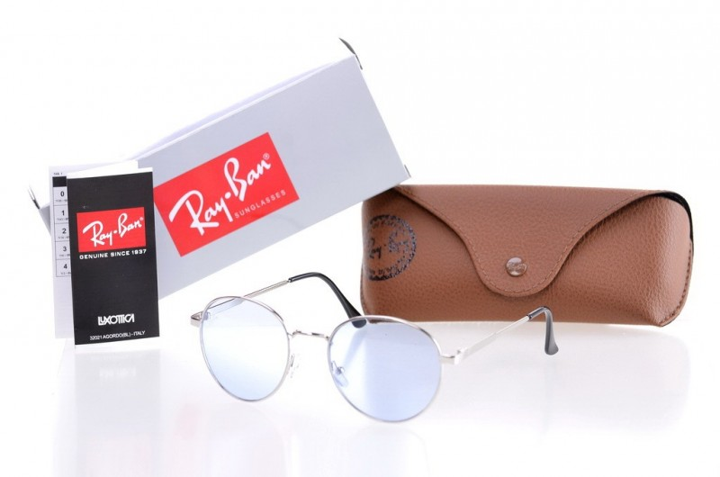 Ray Ban Round Metal 8144blue, фото 30