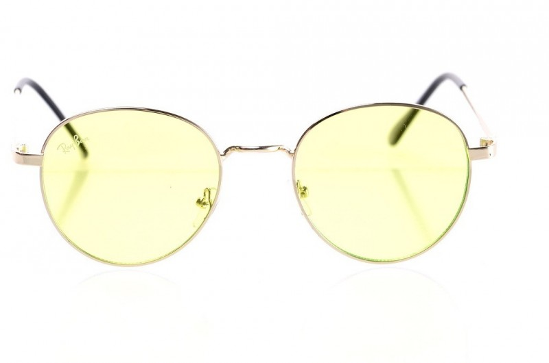 Ray Ban Round Metal 8144lime, фото 2