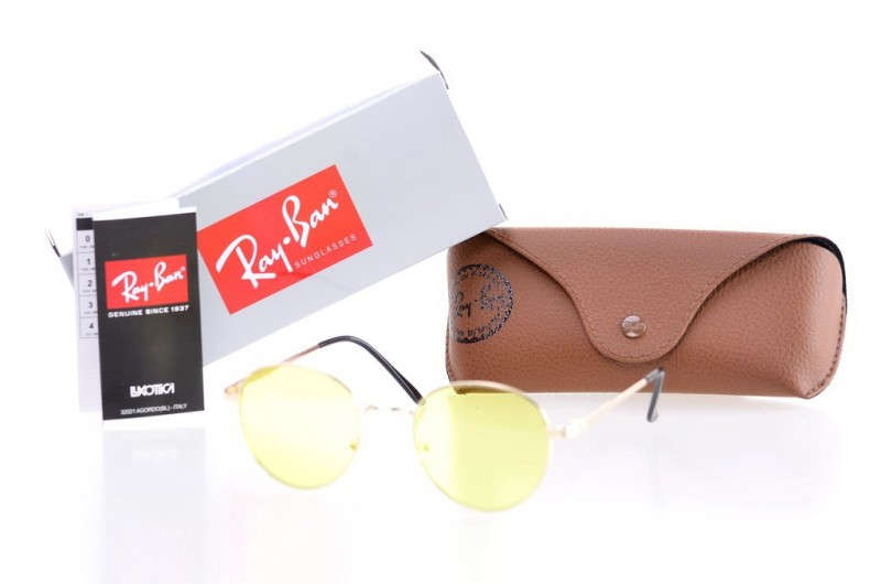 Ray Ban Round Metal 8144lime, фото 30