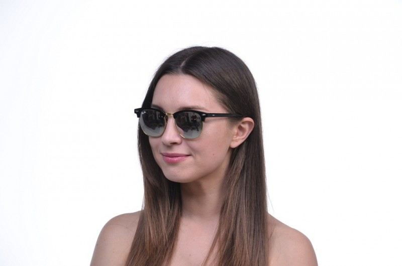 Ray Ban Clubmaster 3016z-g, фото 4