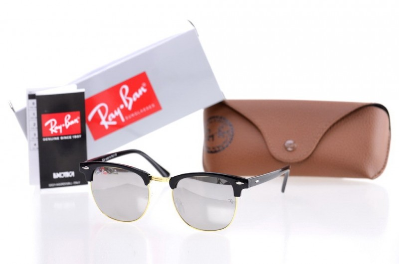 Ray Ban Clubmaster 3016z-g, фото 30