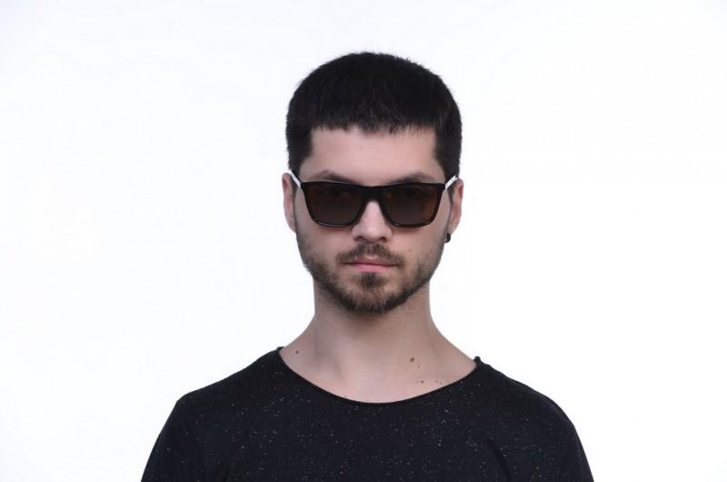 Мужские очки  2019 года 5014brown-M, фото 3
